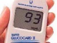 SUPER  GLUCOCARD  II GT-1640