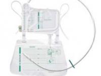 Уреофикс 500 классик - пакет со спускным краном 2,0 л и антирефлюксным клапаном, трубка 120см