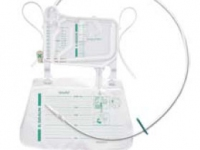 Уреофикс 500 классик - пакет со спускным краном 2,0 л и антирефлюксным клапаном, трубка 170см